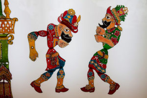 Karagöz and Hacivat